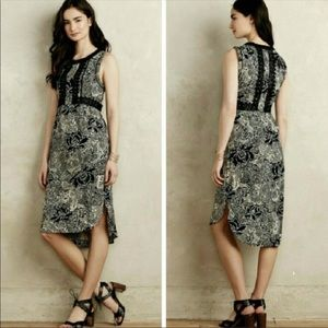 Anthropologie Holding Horses Suraja midi dress
